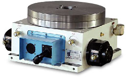 Horizontal Hydraulic Rotary Table
