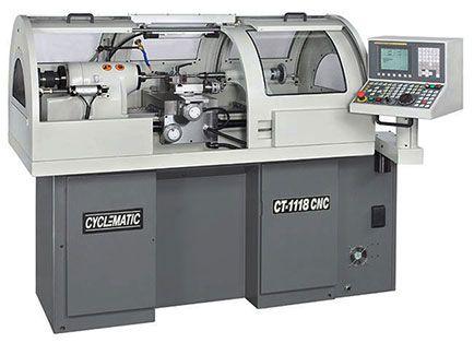 CT-1118CNC Toolroom Lathe